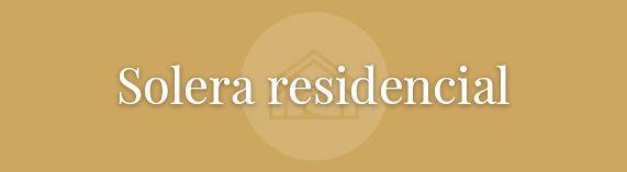 Residencial : Servicios : Solera Asistencial