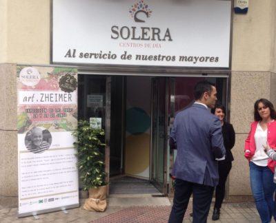 Art.ZHEIMER Exposición Fundación Solera