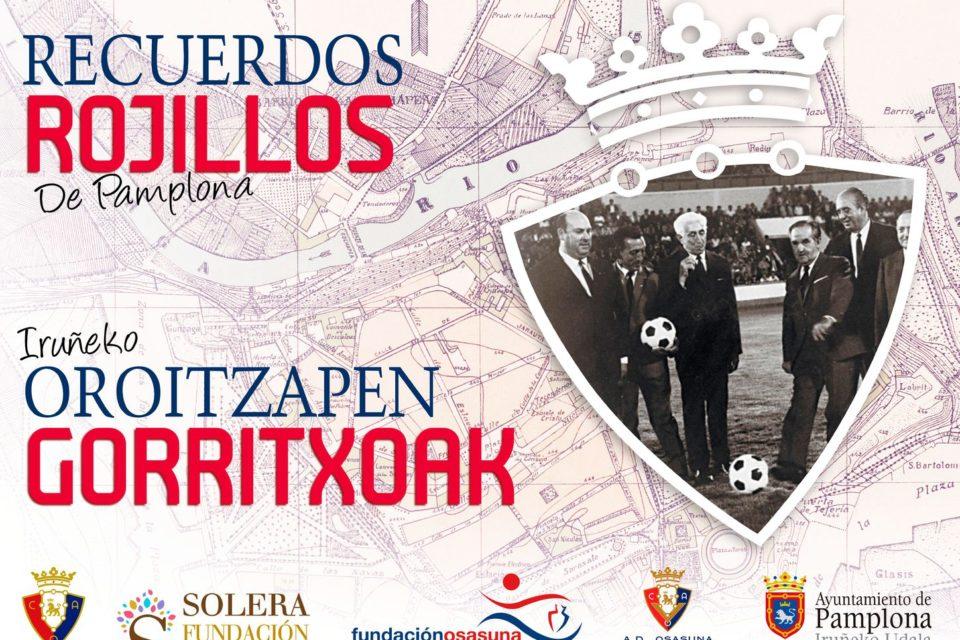 Recuerdos Rojillos de Pamplona