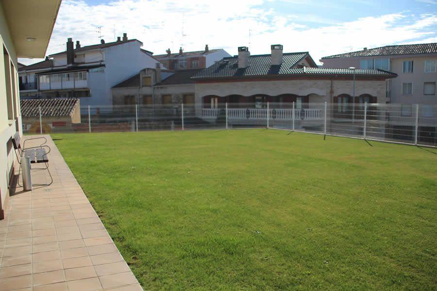 Centro de día de Larraga : Centros : Solera Asistencial