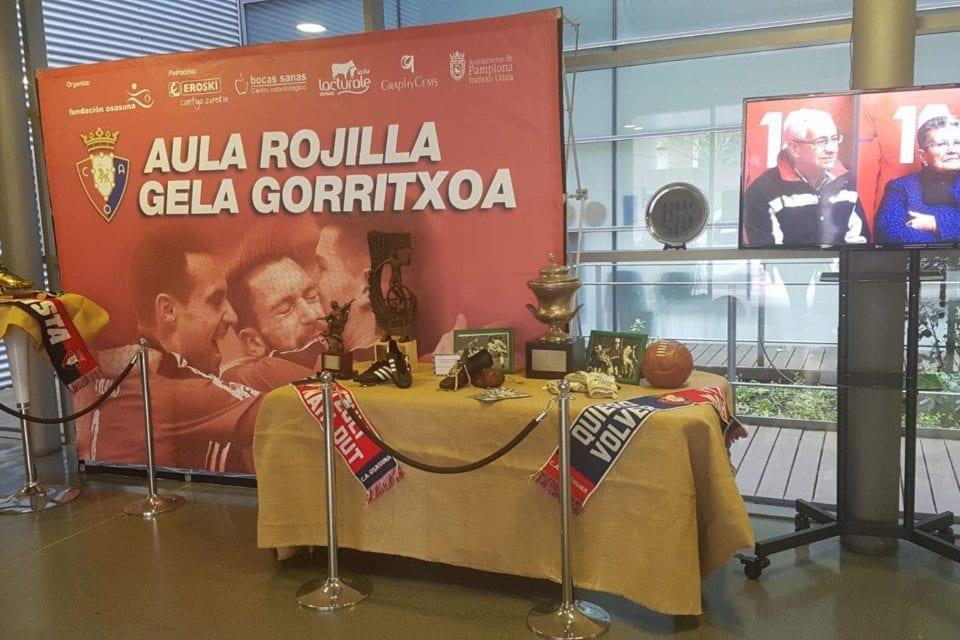 Exposición Pasión futbolera.
