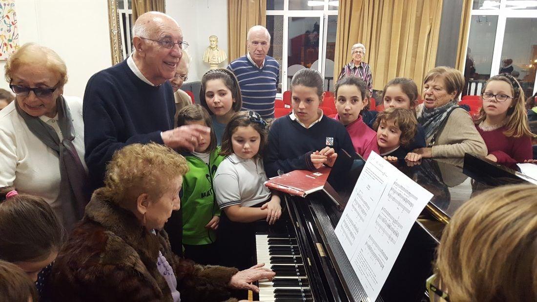 Coro Intergeneracional Fundación Solera
