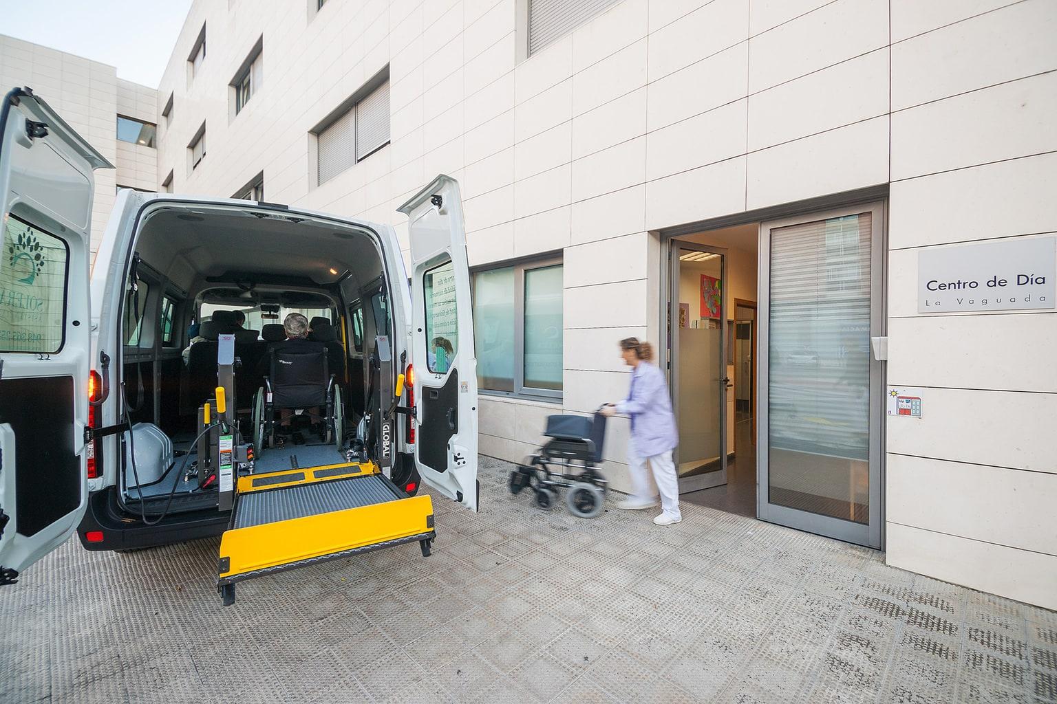 Transporte Solera La Vaguada