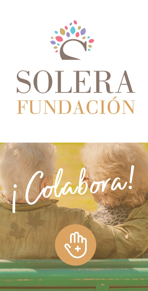 Colabora con Fundación Solera
