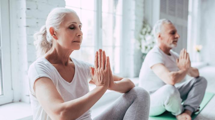 Clase Gratuita Yoga Senior