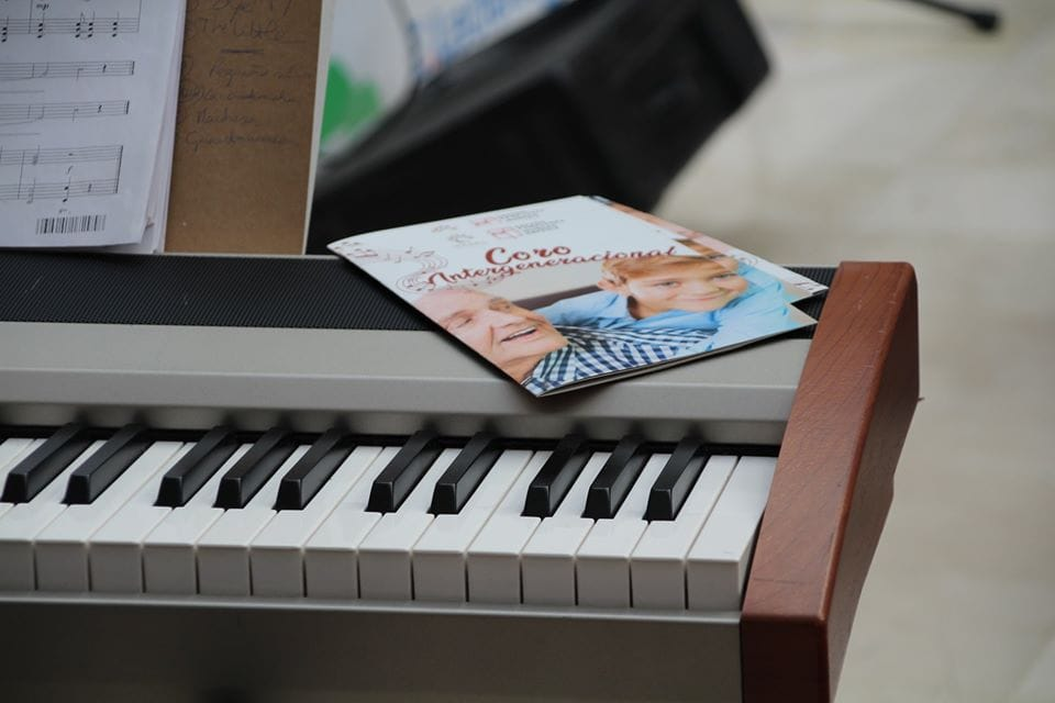Coro Intergeneracional Mayo 2019 Ccmorea