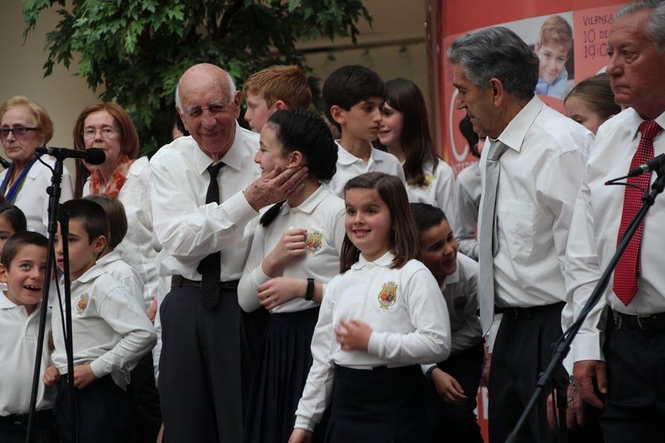 Coro Intergeneracional Mayo 2019 Centro Comercial Morea 6