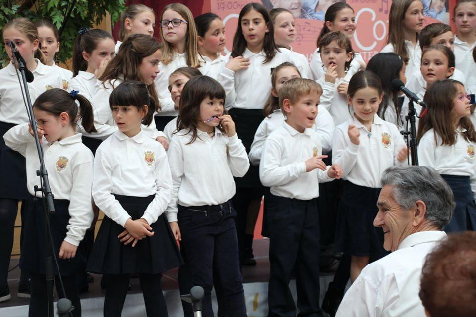 Coro Intergeneracional Mayo 2019 Morea