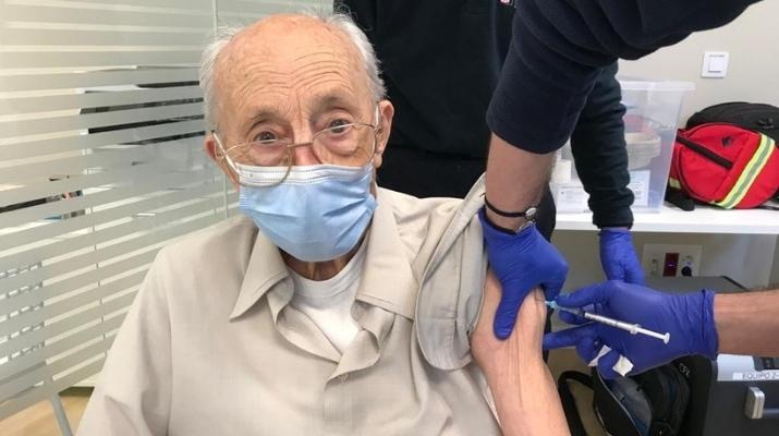 Angel Lecumberri - Vacuna