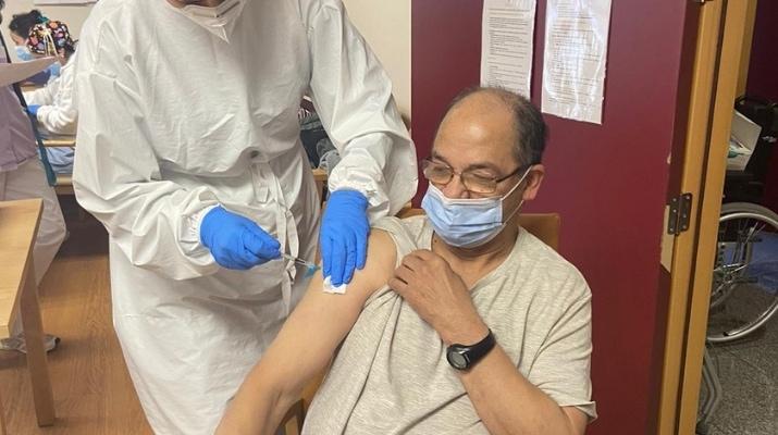 Jorge Emilio Castrillón Molina Vacuna