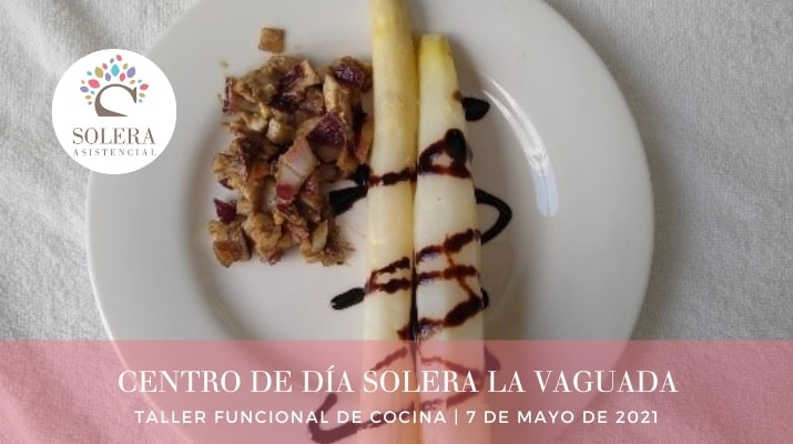 Taller funcional de cocina | CD Solera La Vaguada