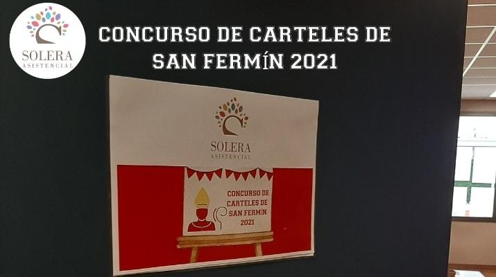 Concurso Cartel San Fermín 2021 - Bienvenidos