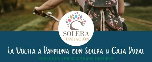 La Vuelta a Pamplona con Solera y Caja Rural